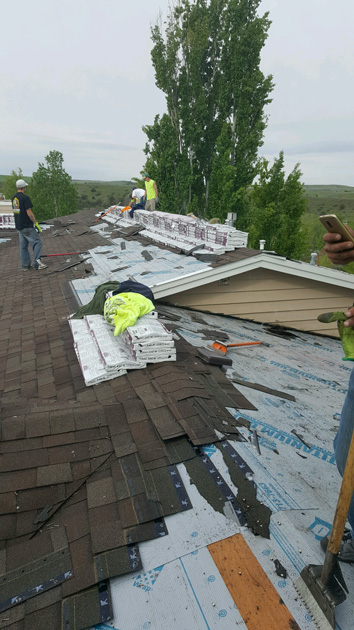 Roofing Contractor Billings Mt Big Sky Contractors