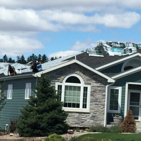 When replacing installing roofs in billings montana area